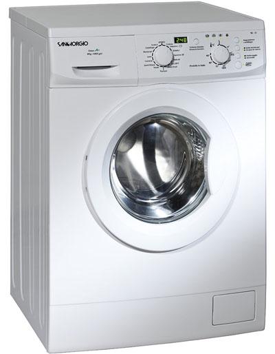 Migliori lavatrici - SanGiorgio SES610D