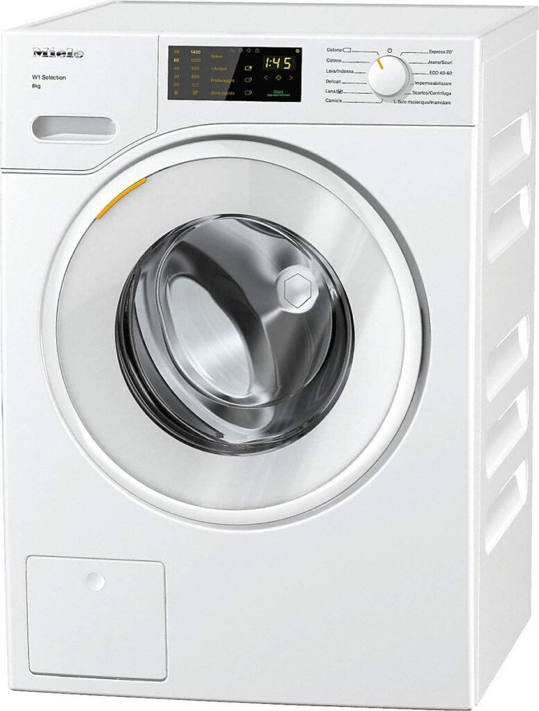 Migliori lavatrici - Miele WSD 123 WCS