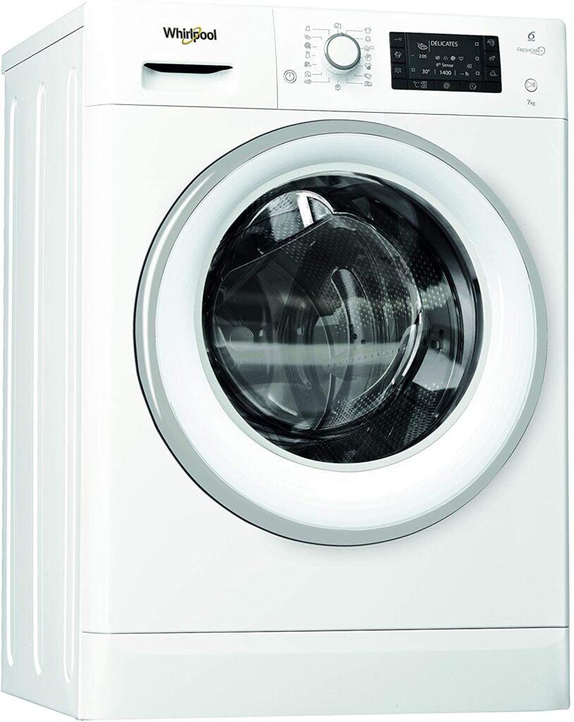 Migliori lavatrici - Whirlpool FWSD 71283WS EU
